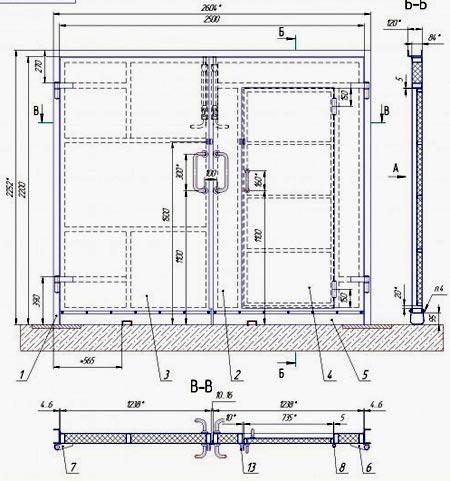 программа для создания чертежей изделий из металла