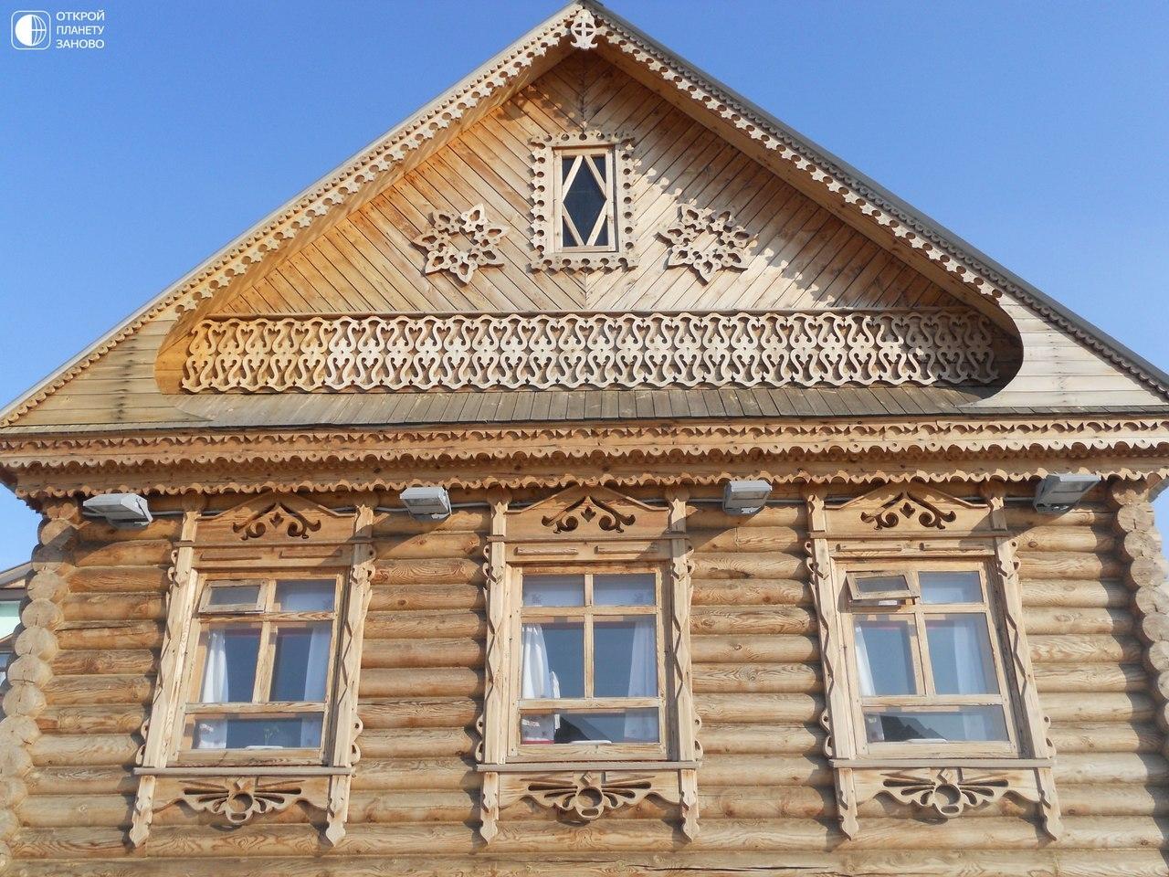 Резные украшение фасада дома своими руками 99