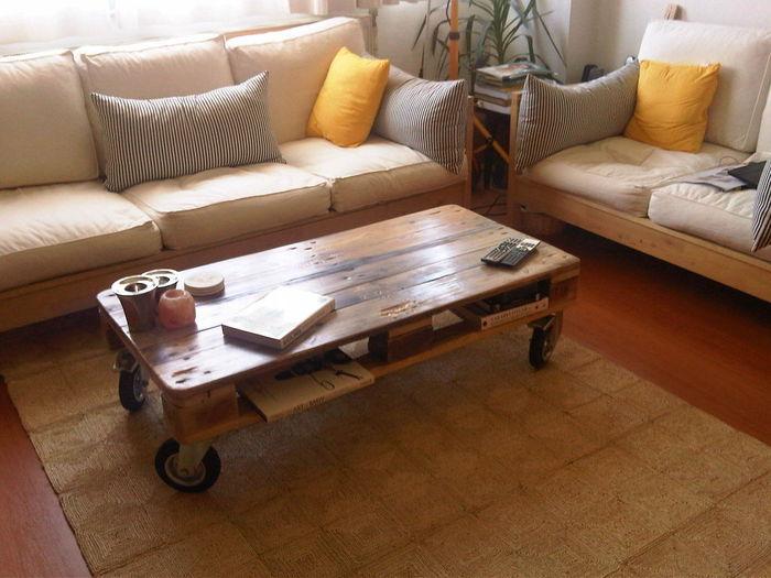 Как сделать диван из столика 354