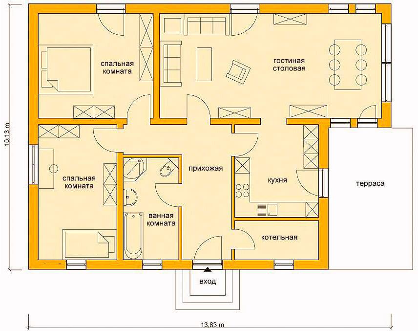 Progetti di case di campagna gallery of elegant latest for Progetti di case in campagna