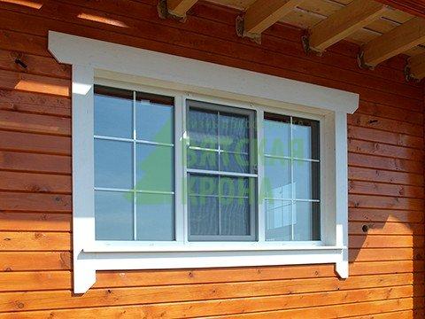 Окна в финских домах