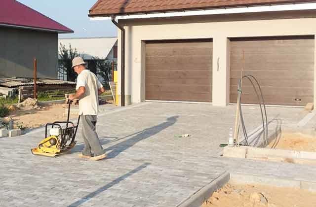 Как поднять гараж при помощи домкрата - порядок действий 4